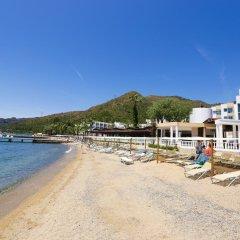 Fortezza Beach Resort Турция, Мармарис - отзывы, цены и фото номеров - забронировать отель Fortezza Beach Resort онлайн пляж фото 2