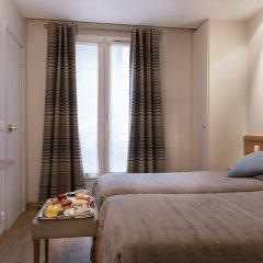 Отель Apollinaire Франция, Париж - отзывы, цены и фото номеров - забронировать отель Apollinaire онлайн комната для гостей фото 5