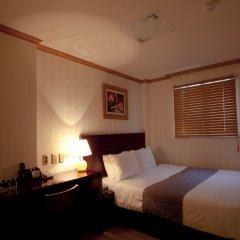 Отель Daewoo Inn Южная Корея, Сеул - отзывы, цены и фото номеров - забронировать отель Daewoo Inn онлайн комната для гостей