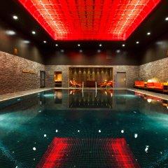 Elite Hotel Marina Tower бассейн