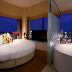 Отель Travelodge Harbourfront Singapore комната для гостей фото 3