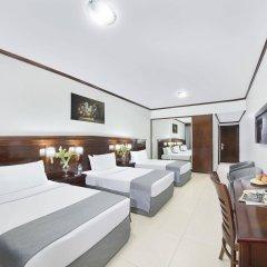 Отель Admiral Plaza Hotel Dubai ОАЭ, Дубай - отзывы, цены и фото номеров - забронировать отель Admiral Plaza Hotel Dubai онлайн комната для гостей фото 4