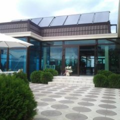 Hotel Vila Ekaterina Ихтиман вид на фасад