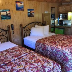 Отель La Siesta Motel & RV Resort комната для гостей фото 5