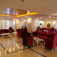 Sahil Marti Hotel Турция, Мерсин - отзывы, цены и фото номеров - забронировать отель Sahil Marti Hotel онлайн интерьер отеля фото 3