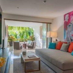 Отель Surin Beach 2 Bedroom Apartment Таиланд, Камала Бич - отзывы, цены и фото номеров - забронировать отель Surin Beach 2 Bedroom Apartment онлайн комната для гостей фото 5