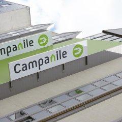 Отель Campanile Paris Est - Pantin парковка