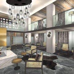 Отель Alpenhotel Enzian Зёльден интерьер отеля