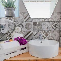 Evliyagil Hotel by Katre Чешме ванная фото 2