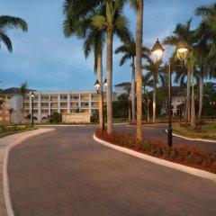 Отель Hyatt Ziva Rose Hall Ямайка, Монтего-Бей - отзывы, цены и фото номеров - забронировать отель Hyatt Ziva Rose Hall онлайн спортивное сооружение