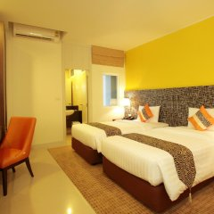 Отель Legacy Express Sukhumvit by Compass Hospitality комната для гостей фото 4