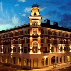 Отель Clarion Hotel Ernst Норвегия, Кристиансанд - отзывы, цены и фото номеров - забронировать отель Clarion Hotel Ernst онлайн вид на фасад