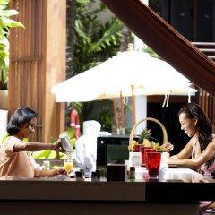 Patong Beach Hotel питание