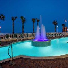 Sheraton Virginia Beach Oceanfront Hotel бассейн фото 3