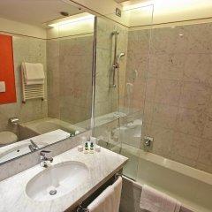 Отель Vicenza Tiepolo Италия, Виченца - отзывы, цены и фото номеров - забронировать отель Vicenza Tiepolo онлайн ванная