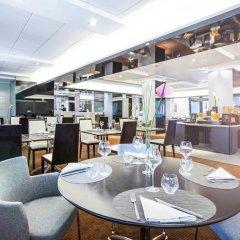 Отель Novotel Milano Nord Ca Granda гостиничный бар