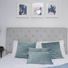 Отель Kensington 1 Bedroom Flat With Terrace комната для гостей фото 4