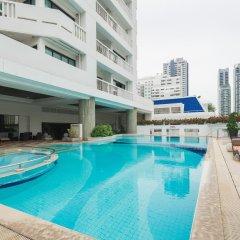 Отель CNC Residence бассейн фото 4