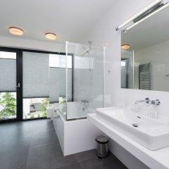Отель EMPIRENT Rose Apartments Чехия, Прага - отзывы, цены и фото номеров - забронировать отель EMPIRENT Rose Apartments онлайн ванная фото 2