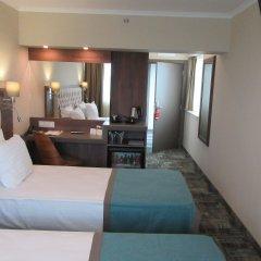 Отель Interhotel Cherno More комната для гостей фото 2