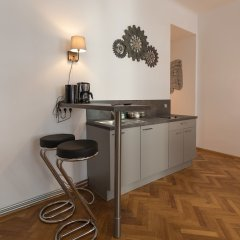 Отель Vintage Apartments Naschmarkt Австрия, Вена - отзывы, цены и фото номеров - забронировать отель Vintage Apartments Naschmarkt онлайн в номере фото 2