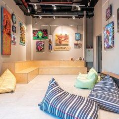 The Spot Hostel Тель-Авив детские мероприятия