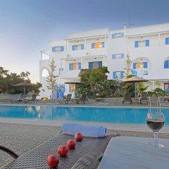 Caldera Romantica Hotel бассейн фото 2