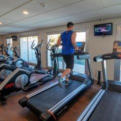 Отель Golden Donaire Beach фитнесс-зал