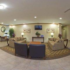 Отель Candlewood Suites Lafayette интерьер отеля фото 3