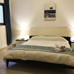Отель Marble Arch Home Сан Джулианс комната для гостей