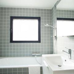 Отель Smartflats City - Châtelain Бельгия, Брюссель - отзывы, цены и фото номеров - забронировать отель Smartflats City - Châtelain онлайн ванная