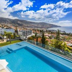 Отель Madeira Panoramico Hotel Португалия, Фуншал - отзывы, цены и фото номеров - забронировать отель Madeira Panoramico Hotel онлайн бассейн фото 2
