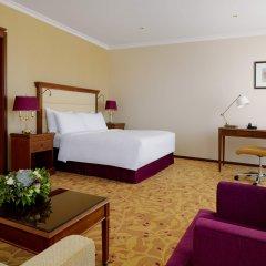 Отель Марриотт Москва Ройал Аврора комната для гостей фото 3