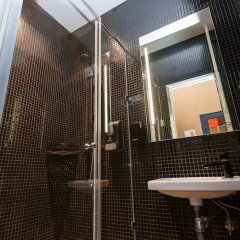 Capsule Hotel GettSleep Sheremetyevo ванная