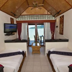 Отель Friendship Beach Resort & Atmanjai Wellness Centre 3* Стандартный номер с разными типами кроватей фото 9