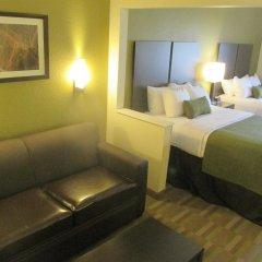 Отель Comfort Suites Hilliard Хиллиард комната для гостей фото 4
