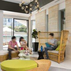 Отель ibis Styles Nha Trang Вьетнам, Нячанг - отзывы, цены и фото номеров - забронировать отель ibis Styles Nha Trang онлайн интерьер отеля фото 3
