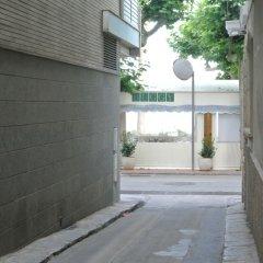 Отель Aiguaneu Бланес вид на фасад