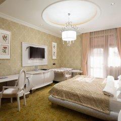 Гостиница Фидан Сочи комната для гостей фото 3