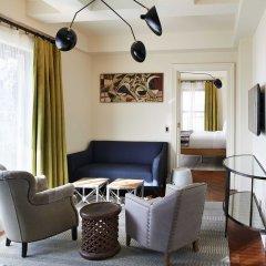 Отель The Marlton Hotel США, Нью-Йорк - отзывы, цены и фото номеров - забронировать отель The Marlton Hotel онлайн комната для гостей