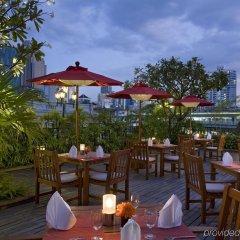 Boulevard Hotel Bangkok питание