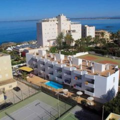 Отель Apartamentos Ibiza пляж фото 2