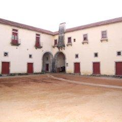 Отель Hospedaria Convento De Tibaes парковка