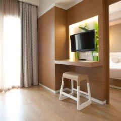 Отель Oxygen Lifestyle Helvetia Parco Римини удобства в номере
