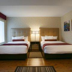 Отель Best Western Plus Montreal Downtown- Hotel Europa Канада, Монреаль - отзывы, цены и фото номеров - забронировать отель Best Western Plus Montreal Downtown- Hotel Europa онлайн комната для гостей фото 4