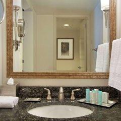 Отель The Capital Hilton США, Вашингтон - отзывы, цены и фото номеров - забронировать отель The Capital Hilton онлайн ванная фото 2
