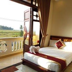 Отель An Bang Beach Nature Homestay комната для гостей
