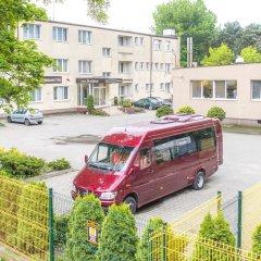 Отель SCSK Brzeźno Польша, Гданьск - 1 отзыв об отеле, цены и фото номеров - забронировать отель SCSK Brzeźno онлайн парковка