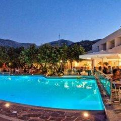 Отель Bali Paradise Hotel Греция, Милопотамос - отзывы, цены и фото номеров - забронировать отель Bali Paradise Hotel онлайн фото 2