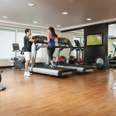 Carlton Downtown Hotel фитнесс-зал фото 4